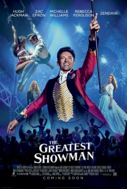 Best movie The Greatest Showman images, cast and synopsis.