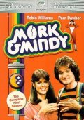 TV series Mork & Mindy poster