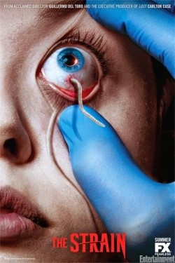 TV series The Strain poster
