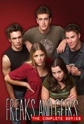 TV series Freaks and Geeks poster