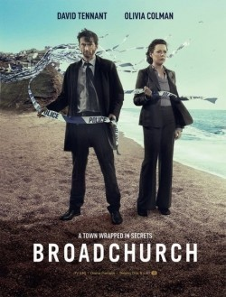 TV series Broadchurch poster