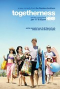TV series Togetherness poster