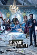 Mozart in the Jungle cast, synopsis, trailer and photos.
