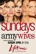 Army Wives cast, synopsis, trailer and photos.