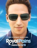 TV series Royal Pains poster