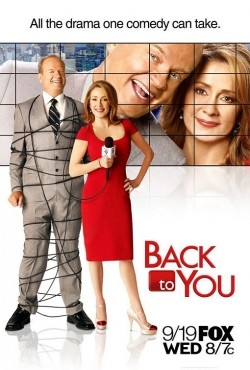 TV series Back to You poster