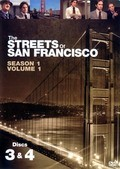 TV series The Streets of San Francisco poster