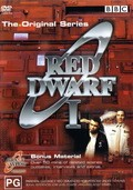 TV series Red Dwarf poster