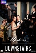 TV series Upstairs Downstairs poster