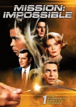 TV series Mission: Impossible poster