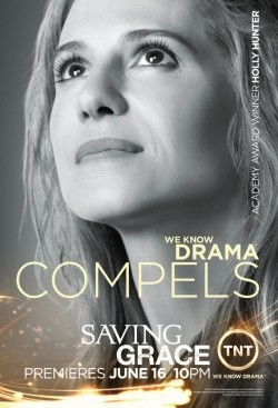 TV series Saving Grace poster
