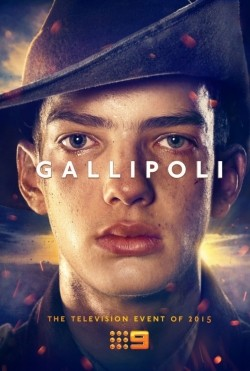 TV series Gallipoli poster