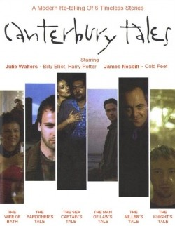 TV series Canterbury Tales poster