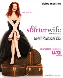 The Starter Wife cast, synopsis, trailer and photos.