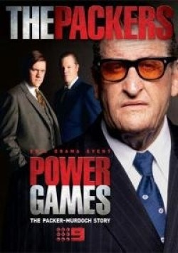 TV series Power Games: The Packer-Murdoch Story poster
