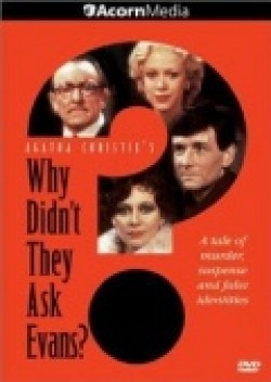TV series Why Didn't They Ask Evans? poster