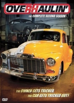 TV series Overhaulin' poster