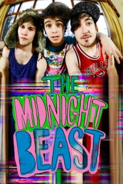TV series The Midnight Beast poster