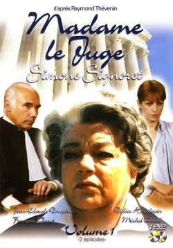 TV series Madame le juge poster