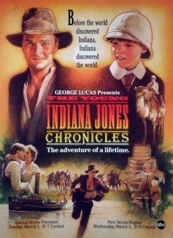 The Young Indiana Jones Chronicles cast, synopsis, trailer and photos.