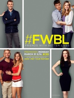 TV series Friends with Better Lives poster