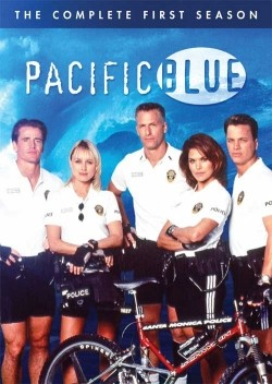 TV series Pacific Blue poster