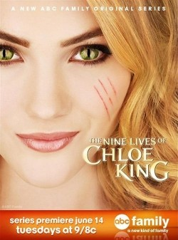 The Nine Lives of Chloe King cast, synopsis, trailer and photos.