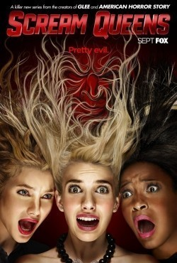 Scream Queens cast, synopsis, trailer and photos.