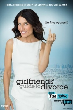 TV series Girlfriends' Guide to Divorce poster