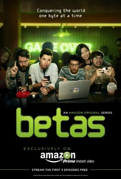 Betas cast, synopsis, trailer and photos.