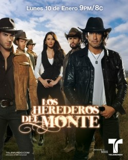 TV series Los Herederos del Monte poster