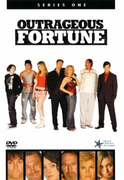 TV series Outrageous Fortune poster
