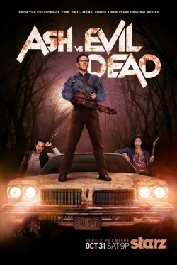 TV series Ash vs Evil Dead poster