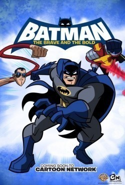 TV series Batman: The Brave and the Bold poster