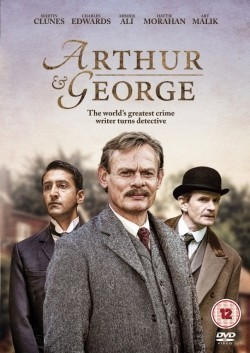 TV series Arthur & George poster