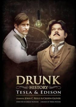 Drunk History cast, synopsis, trailer and photos.