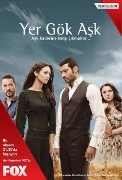 TV series Yer Gök Ask poster