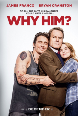 Best movie Why Him? images, cast and synopsis.