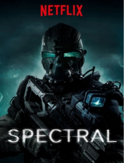 Best movie Spectral images, cast and synopsis.