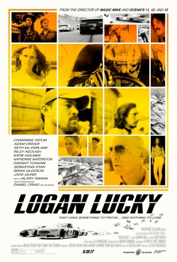 Best movie Logan Lucky images, cast and synopsis.