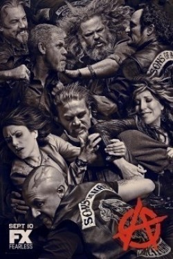 TV series Sons of Anarchy poster