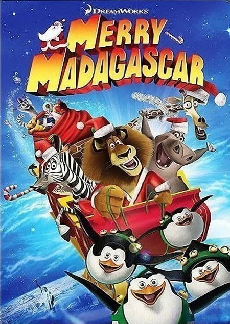 Merry Madagascar is similar to Minority Report.