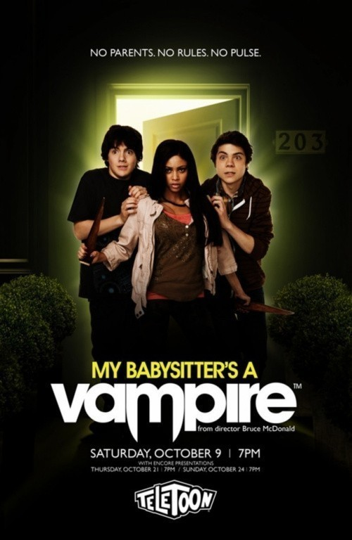 My Babysitter's a Vampire is similar to Pozdnee raskayanie (serial).