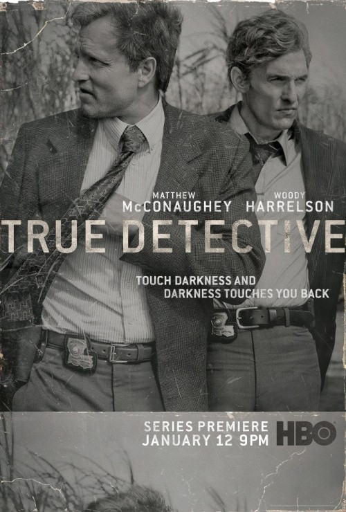 True Detective is similar to The Way We Live Now.