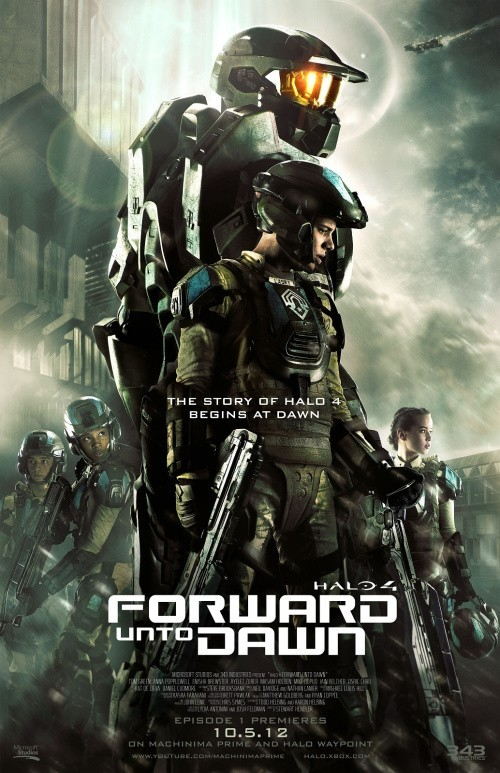 Halo 4: Forward Unto Dawn is similar to Nemocnice na kraji mesta.
