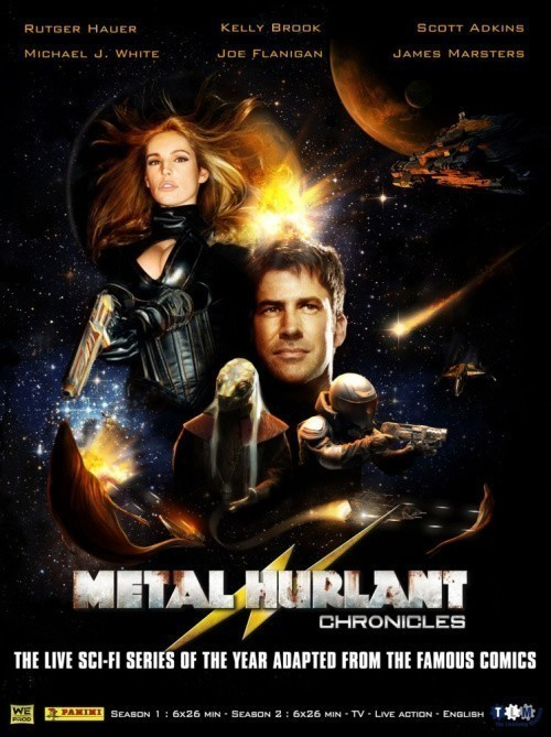 Metal Hurlant Chronicles is similar to Yer Gök Ask.