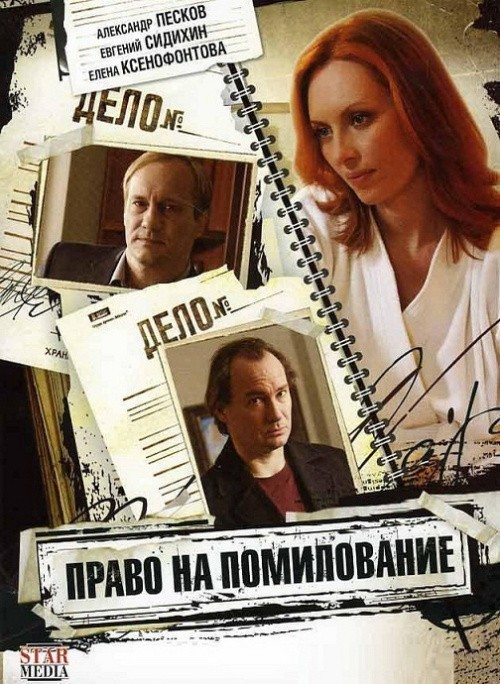 Pravo na pomilovanie (serial) is similar to Murder in Mind.