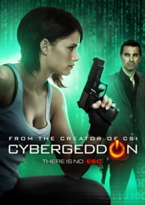 Cybergeddon is similar to Terminator: The Sarah Connor Chronicles.