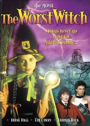 The Worst Witch is similar to Angel Eyes.